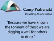 Camp Wabenaki New York Youth Camp