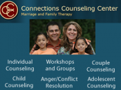 Connections Counseling Center