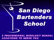 San Diego Bartenders School