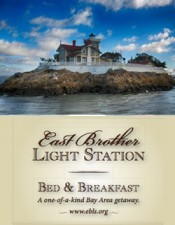 East Brother Light Station California Historical Landmark