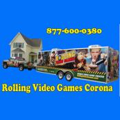 Unique Birthday Party My Game Truck Corona
