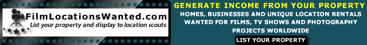 list home business film location rentals