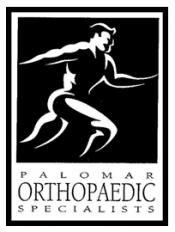 Palomar Orthopaedic Specialists