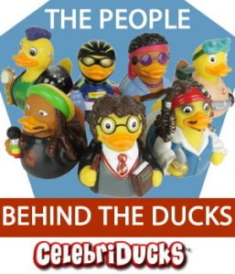 Entrepreneurs Collectible rubber ducks