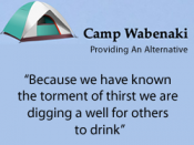 Camp Wabenaki New York Youth Camp