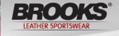 Brooks Leather Sportswear Made in USA