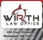 Wirth Law Office – Muskogee Attorney