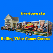 Unique Birthday Party My Game Truck Corona