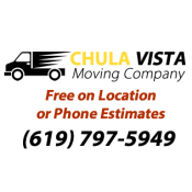 Moving Company Chula Vista