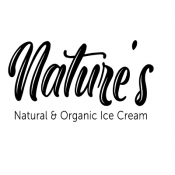 Nature's Organic Ice Cream