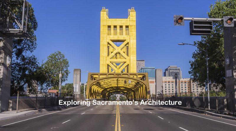 Sacramento-Architecture
