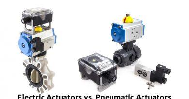 Electric Actuators vs. Pneumatic Actuators